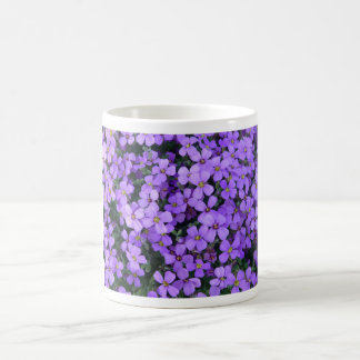 Cushion of flower on A cup Classic White Coffee Mug