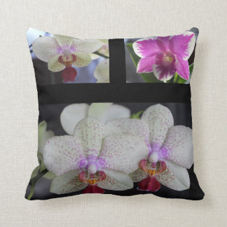 Cushion Photo Joining Orchis
