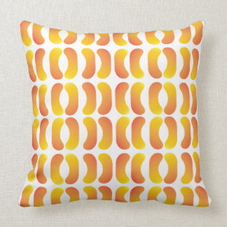 Cushion Polyester Square YOY Throw Pillow