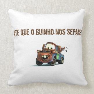 Cushion Shriek Mater Car Pillow