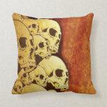 "Cushion ""Skulls "" Pillow"