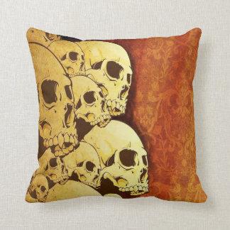 """Cushion """"Skulls """" Throw Pillows"""
