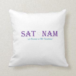 """Cushion """"the Sat Nam """""""