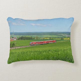 Cushion tramcar in the Ederbergland
