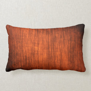 Cushion with orange sample