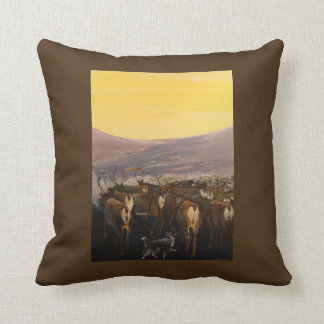 cushion with verges