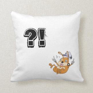 Cushion Xysy Rock Throw Pillow
