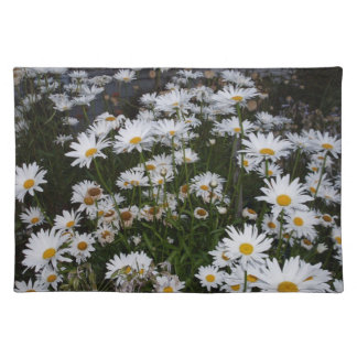 Cushions - Daisies Cloth Placemat