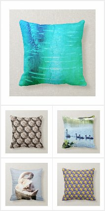 Cushions of Nature Photography
