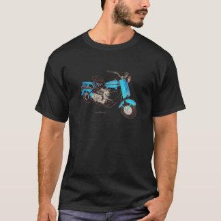 Cushman_Blue_texturizer T-Shirt