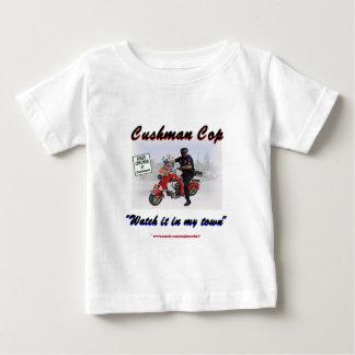 Cushman Cop Watch it in My Town Baby T-Shirt