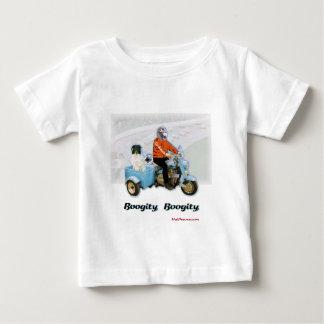 Cushman Side Car Baby T-Shirt