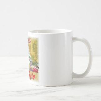Cushman Yard Sale Coffee Mugs