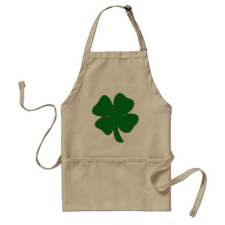 Cusomize Your Own Proud to Be Irish Adult Apron