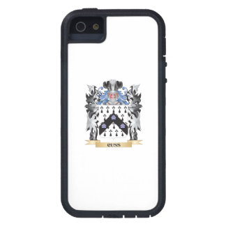 Cuss Coat of Arms - Family Crest iPhone 5 Cases