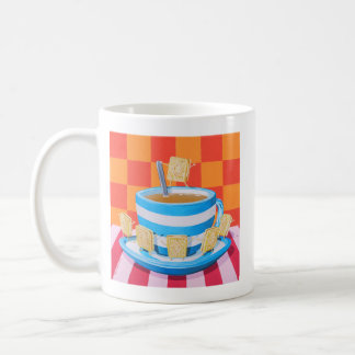 Custard Cream Tea Mug