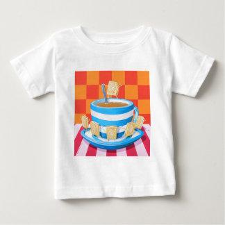 Custard Cream Tea Tee Shirt