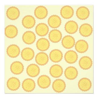 Custard Tart Pattern Announcements
