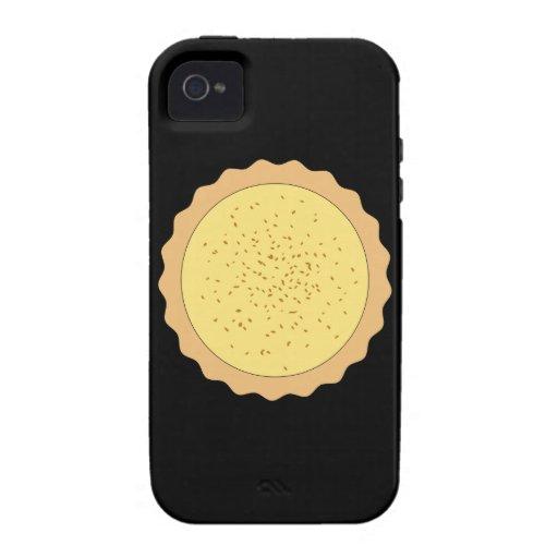 Custard Tart Pie. Case-Mate iPhone 4 Case