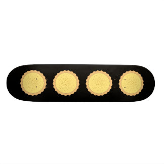 Custard Tart Pie. Skate Decks