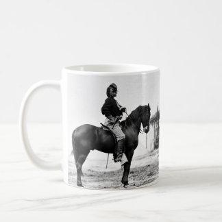 Custer and Pleasanton Classic White Coffee Mug