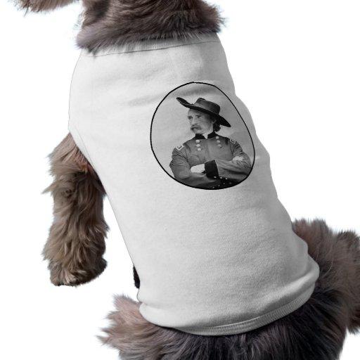 Custer Doggie T Shirt