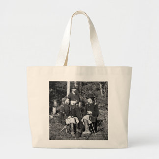 Custer & Friends, 1860s Canvas Bags