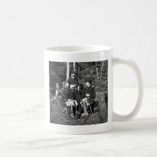 Custer & Friends, 1860s Coffee Mug