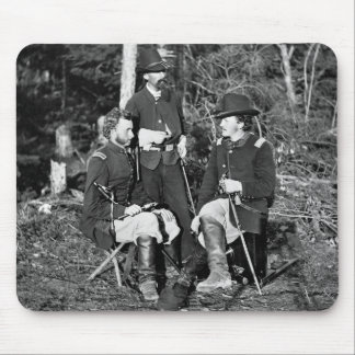 Custer & Friends, 1860s Mouse Pad