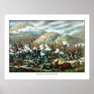 Custer s Last Stand Print