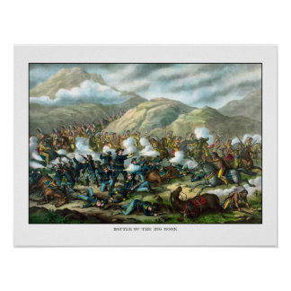 Custer s Last Stand Poster