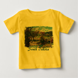 Custer State Park Baby Shirt