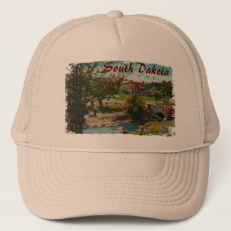 Custer State Park Game Lodge Hat