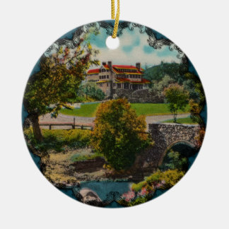 Custer State Park Game Lodge Ornament