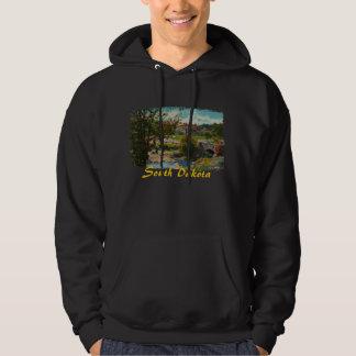 Custer State Park Hooded Sweatshirt