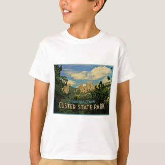 Custer State Park T-Shirt