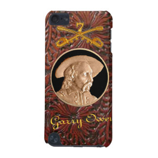 """""""Custer"""" Tooled Leather Western IPod Touch Case"""