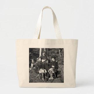 Custer y amigos, 1860s bolsas