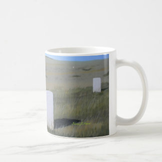 Custer's Battlefield, Karen J Simon, Custer's B... Coffee Mug
