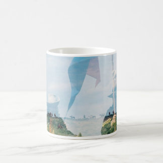 Custer's Ghost Coffee Mug