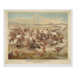 Custer's Last Charge (0481A) Posters