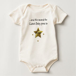 Custest Baby Amber Baby Bodysuit