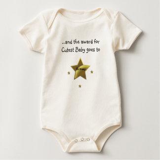 Custest Baby Britney Baby Bodysuit