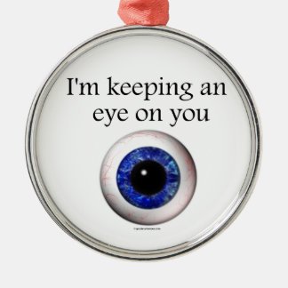 Custodia de mi ojo en usted ornamente de reyes