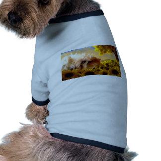custodia de su corazón open_PAINTING.jpg Camiseta De Perro