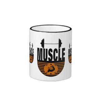 Custom 11 oz Ringer Mug