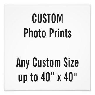 "Custom 12"" x 12"" Photo Print (or any custom size)"