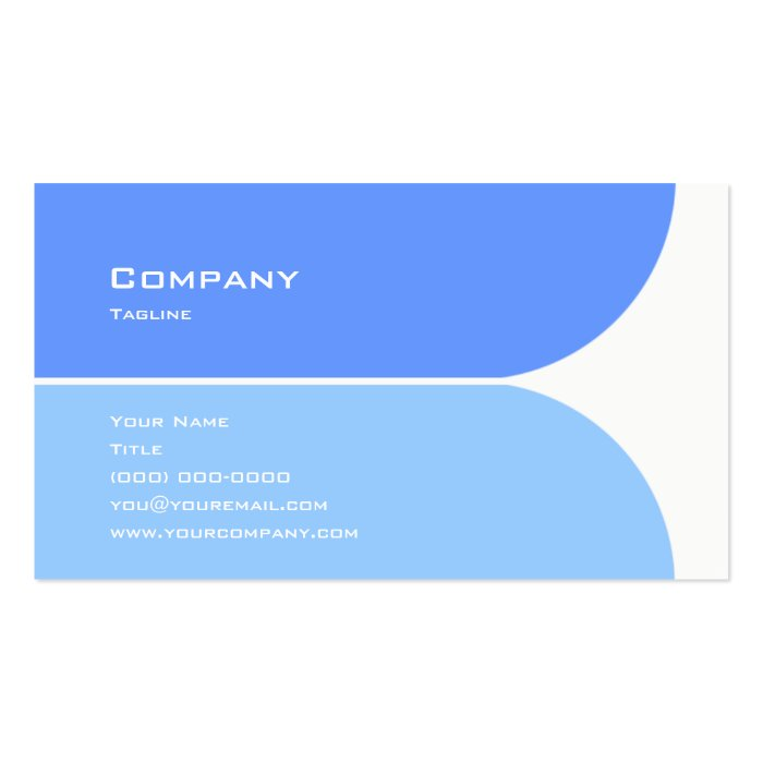 Custom 143 business card