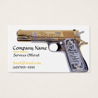 Custom 1911 Business card