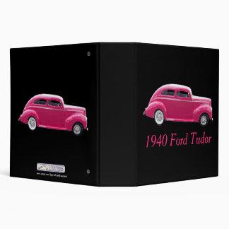 Custom 1940 Ford Tudor Binder